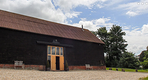 Bonhams Barn Venue for hire, Hampshire