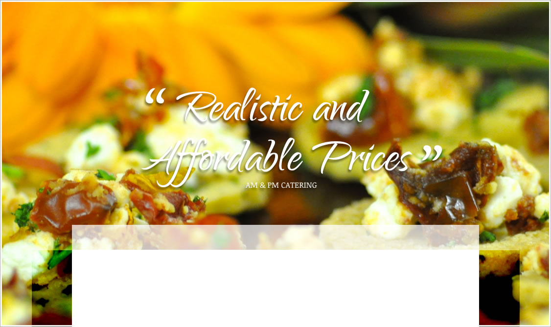 Realistic and Affordable Prices
