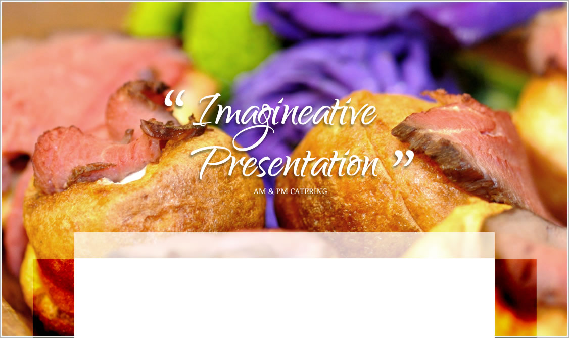 Imagineative Presentation